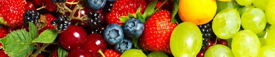 frutta, uva, ciliegie, fragole, mirtilli, ribes 159283